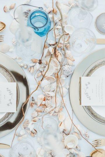 Beach Boho Wedding Inspiration With Agate Ideas – Stefanie Lange 42