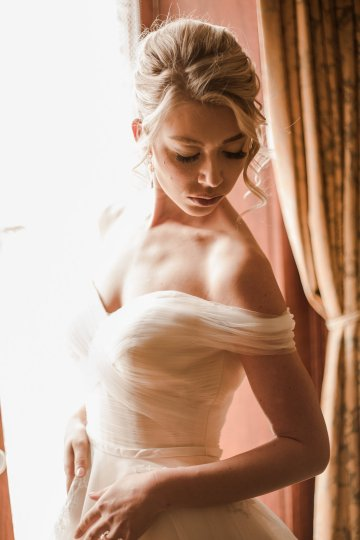 Champagne & Pink Chateau Wedding Inspiration In Texas – Wild Love Photography 10
