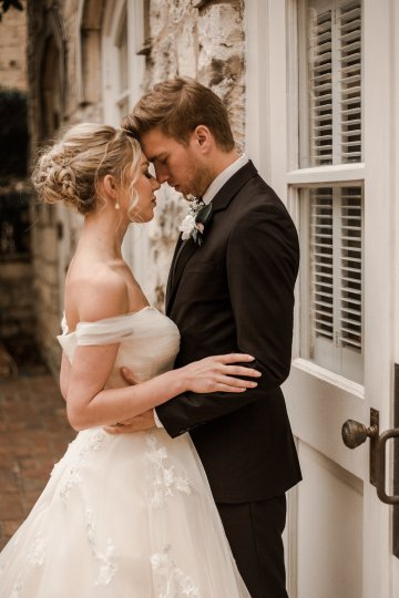 Champagne & Pink Chateau Wedding Inspiration In Texas – Wild Love Photography 25