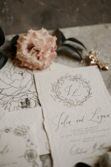 Champagne & Pink Chateau Wedding Inspiration In Texas – Wild Love Photography 35