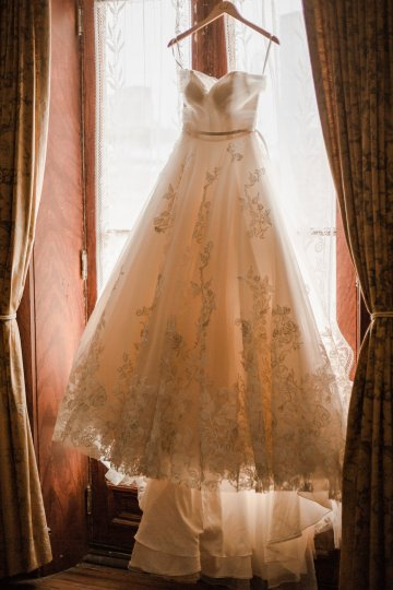 Champagne & Pink Chateau Wedding Inspiration In Texas – Wild Love Photography 8