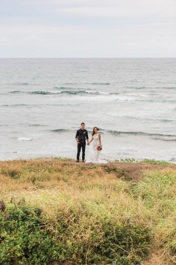 Colorful Hawaiian Boho Wedding Inspiration – Chelsea Stratso Photography 39