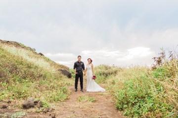 Colorful Hawaiian Boho Wedding Inspiration – Chelsea Stratso Photography 6