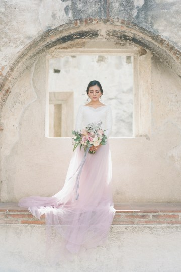 Dreamy Pink Guatamalan Bridal Inspiration – LeeYen Photography 18