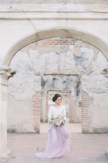 Dreamy Pink Guatamalan Bridal Inspiration – LeeYen Photography 23