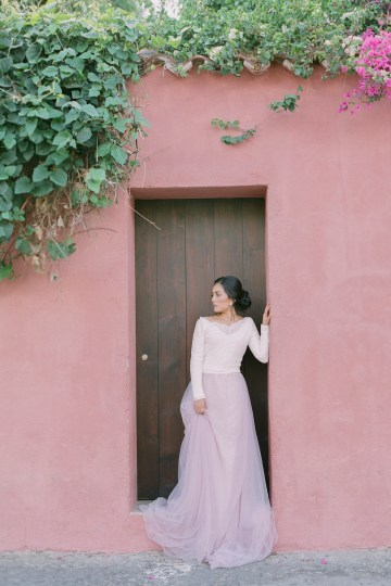 Dreamy Pink Guatamalan Bridal Inspiration – LeeYen Photography 30