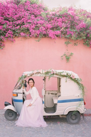 Dreamy Pink Guatamalan Bridal Inspiration – LeeYen Photography 33