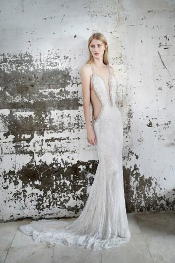 Galia Lahav Modern Fairytale-Inspired Wedding Dress Collection G-208 Front