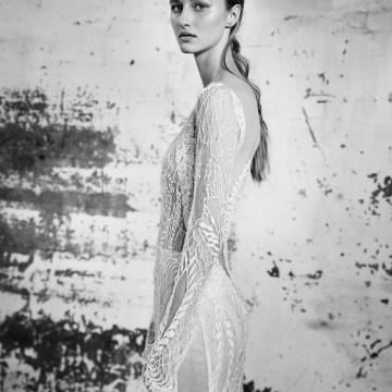 Galia Lahav Modern Fairytale-Inspired Wedding Dress Collection G-209 Closeup2