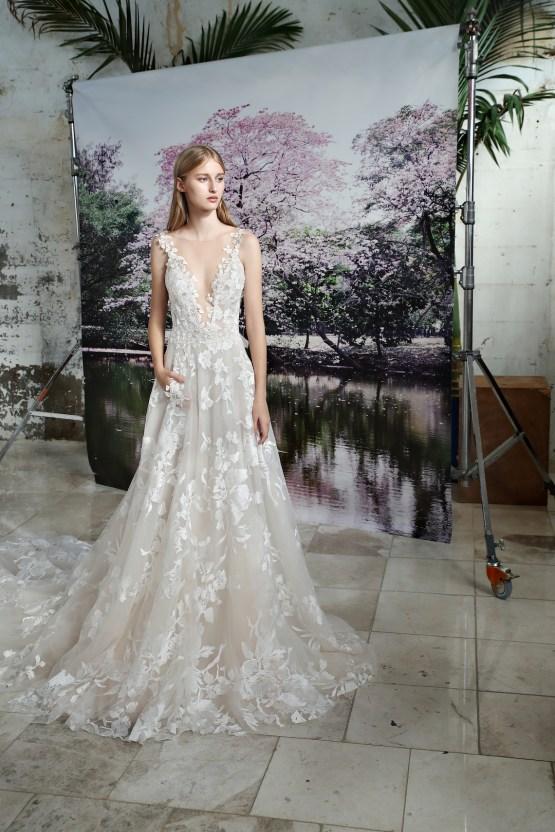Galia Lahav Modern Fairytale-Inspired Wedding Dress Collection G-210