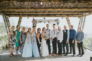 Intimate Bali Wedding Under The Stars – OneTwoThreeFour Photography 36