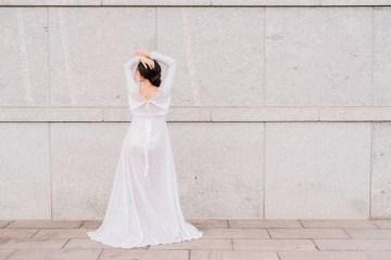 Modern Modest Metropolitan Bridal Inspiration – J Noelle Designs – Hiliary Stewart 1