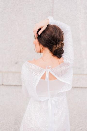 Modern Modest Metropolitan Bridal Inspiration – J Noelle Designs – Hiliary Stewart 13