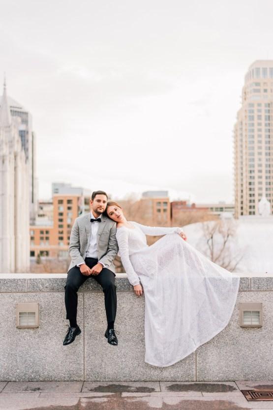 Modern Modest Metropolitan Bridal Inspiration – J Noelle Designs – Hiliary Stewart 19