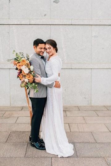 Modern Modest Metropolitan Bridal Inspiration – J Noelle Designs – Hiliary Stewart 42