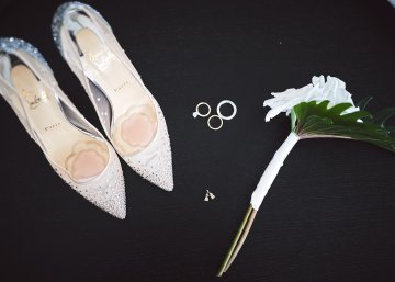 Modern Two Part Wedding With A Stylish Jumpsuit – Bri Johnson Photography 1
