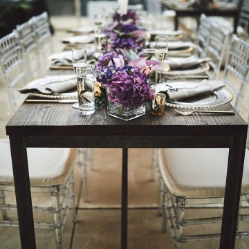 Modern Two Part Wedding With A Stylish Jumpsuit – Bri Johnson Photography 18
