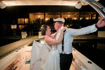 Preppy and Nautical Boathouse Wedding – Elleson Events – Trenholm Photo 10