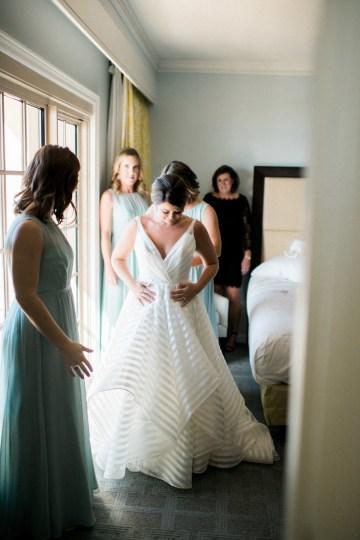 Preppy and Nautical Boathouse Wedding – Elleson Events – Trenholm Photo 22