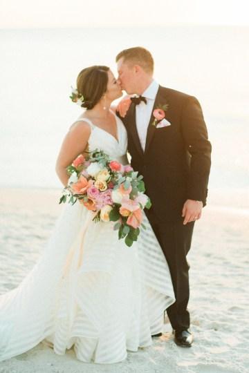 Preppy and Nautical Boathouse Wedding – Elleson Events – Trenholm Photo 49