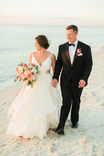 Preppy and Nautical Boathouse Wedding – Elleson Events – Trenholm Photo 52