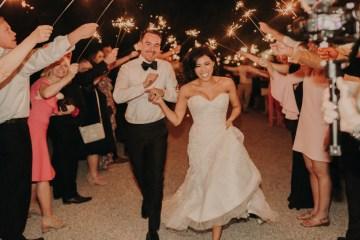 Rustic & Romantic CInco de Mayo Wedding