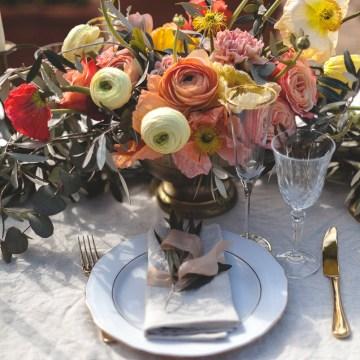 Rustic and Romatic Italian Wedding Inspiration From Tuscany – Tiziana Gallo 21