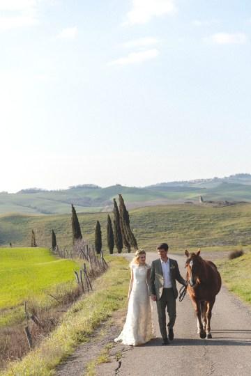 Rustic and Romatic Italian Wedding Inspiration From Tuscany – Tiziana Gallo 30
