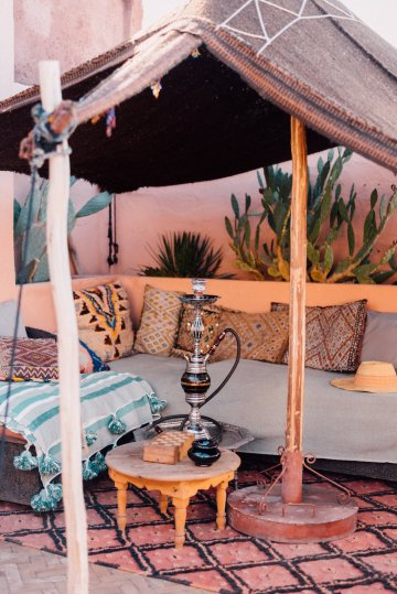 Stunning and Fashionable Moroccan Riad Wedding Inspiration – Studio Phylicia 33