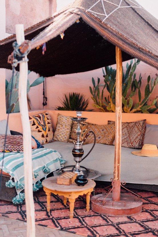 Stunning and Fashionable Moroccan Riad Wedding Inspiration – Studio Phylicia 33