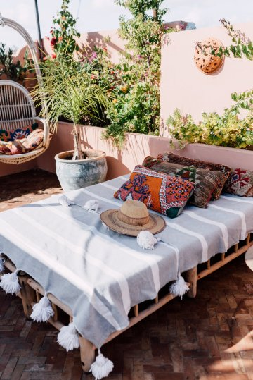 Stunning and Fashionable Moroccan Riad Wedding Inspiration – Studio Phylicia 37