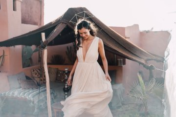 Stunning and Fashionable Moroccan Riad Wedding Inspiration – Studio Phylicia 7