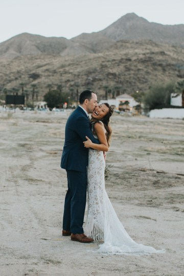 Stylish and Wildly Fun Palm Springs Wedding – The McFarlands 24