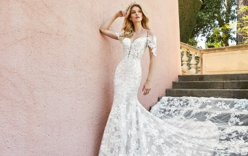 10 Stunning Wedding Dresses By Destination