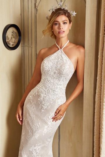 10 Stunning Wedding Dresses By Destination – Val Stefani Juniper Dress 1