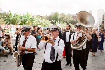 Classy New Orleans Wedding With Brass Band Parade – Arte de Vie Photography 10
