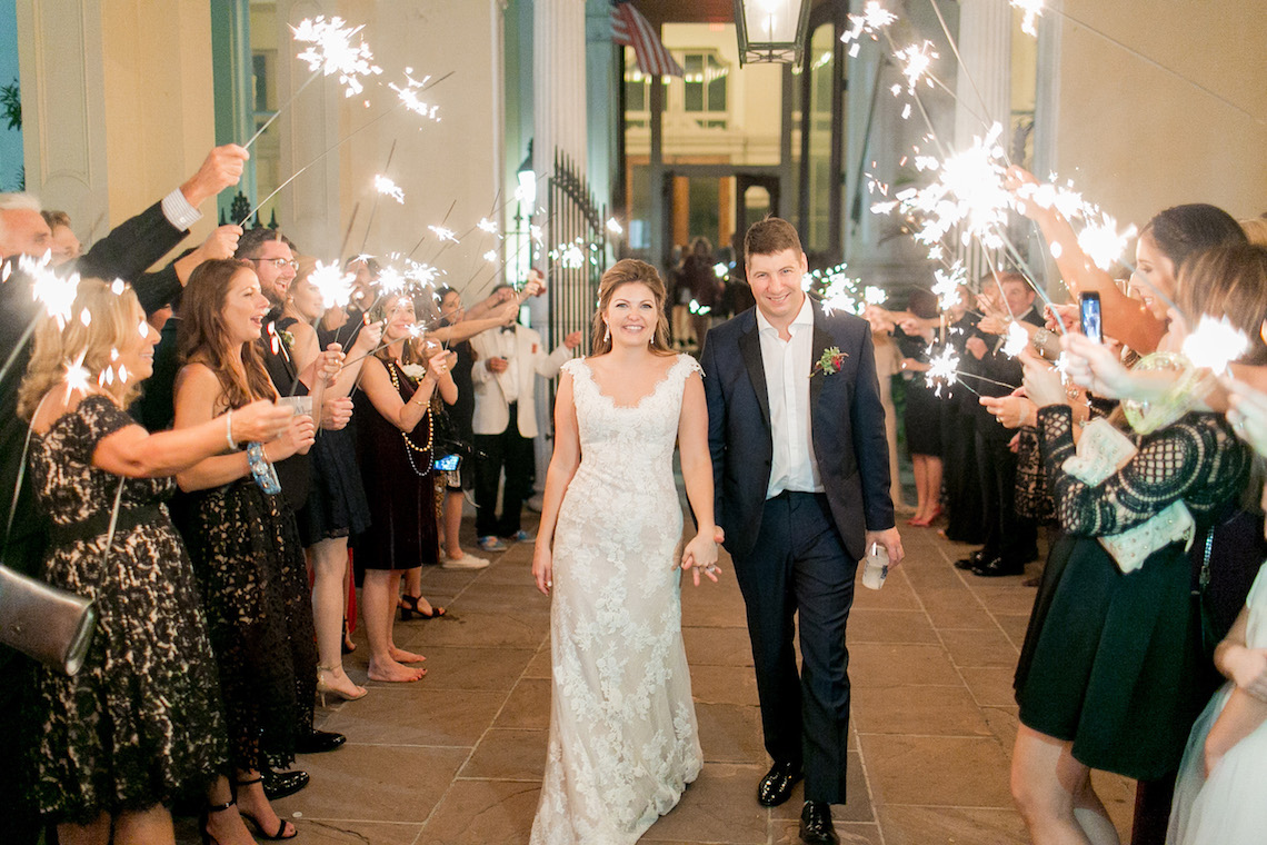 Classy New Orleans Wedding With Brass Band Parade – Arte de Vie Photography 14