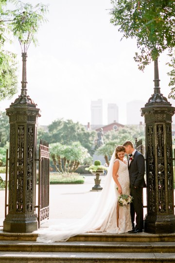 Classy New Orleans Wedding With Brass Band Parade – Arte de Vie Photography 39