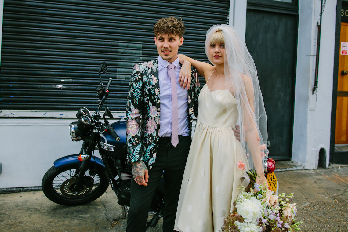 London Rock and Roll Elopement Inspiration – Storyett Photography 26