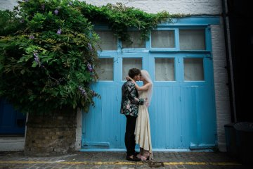 London Rock and Roll Elopement Inspiration – Storyett Photography 29