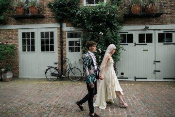 London Rock and Roll Elopement Inspiration – Storyett Photography 32