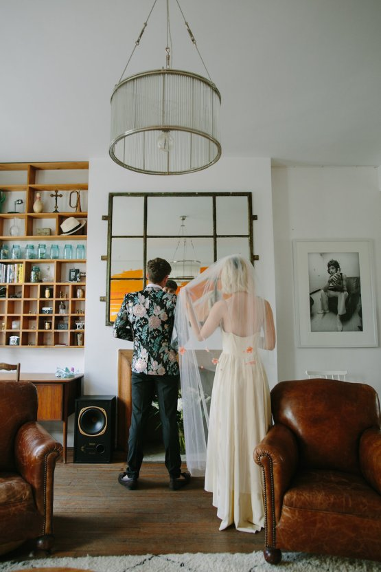 London Rock and Roll Elopement Inspiration – Storyett Photography 9