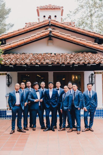 Rustic and Luxurious Southern California Wedding With Stunning Florals – Full Spectrum Photography 11