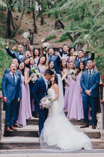Rustic and Luxurious Southern California Wedding With Stunning Florals – Full Spectrum Photography 31