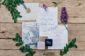 Rustic and Luxurious Southern California Wedding With Stunning Florals – Full Spectrum Photography 56