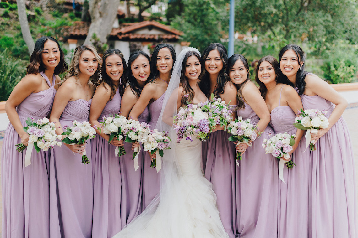Rustic and Luxurious Southern California Wedding With Stunning Florals – Full Spectrum Photography 60