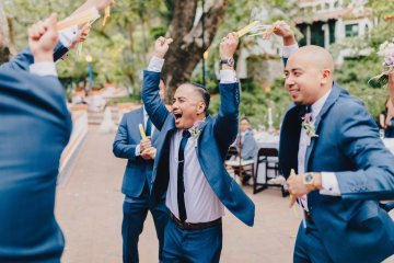Rustic and Luxurious Southern California Wedding With Stunning Florals – Full Spectrum Photography 62