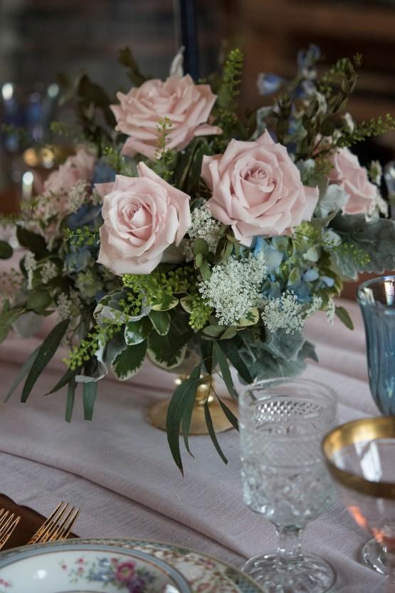 Rustic and Romantic Barn Wedding Inspiration – Boswick Photography 13