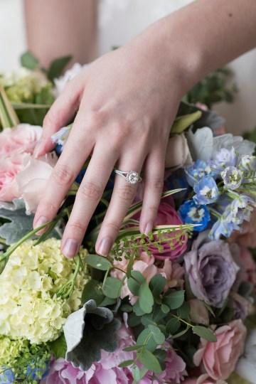 Rustic and Romantic Barn Wedding Inspiration – Boswick Photography 19
