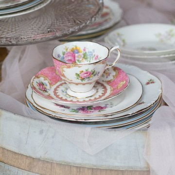 Rustic and Romantic Barn Wedding Inspiration – Boswick Photography 21